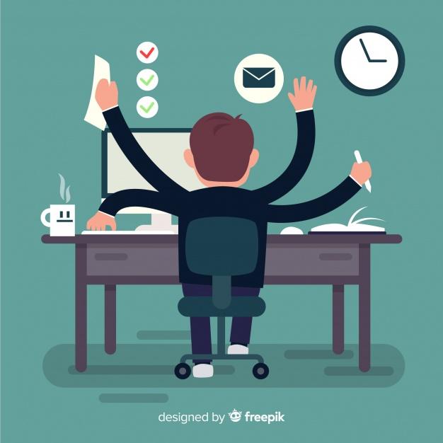 ser más productivo y eficiente