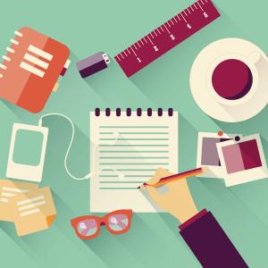 escribiendo.... Lectura activa