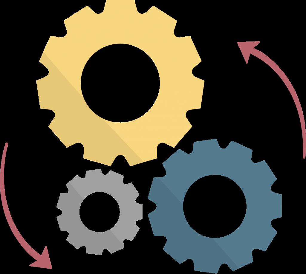 sistema para explicar la diferencias entre bienes y servicios