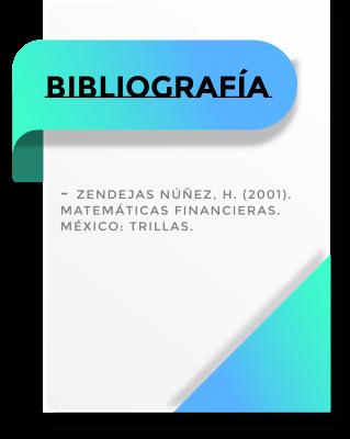 Bibliografía razones y proporciones en matemáticas financieras