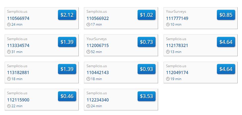 Ganar dinero con encuestas en ySense
