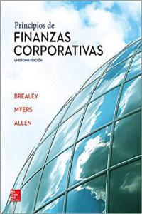 Principios de finanzas corporativas  brealey