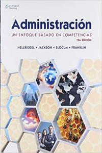 Administración : un enfoque basado en competencias