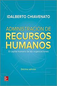 Recursos humanos Chiavenato