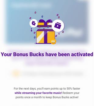 Ganar dinero más rápido en Current Cash Rewards con el Bonus Bucks