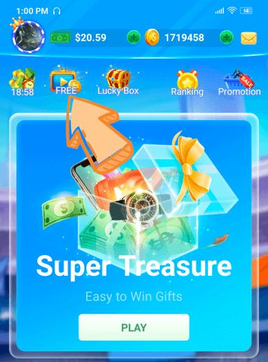 Obtener monedas viendo publicidad en GoGoal