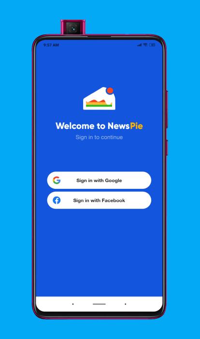 ¿Cómo registrarse en News Pie