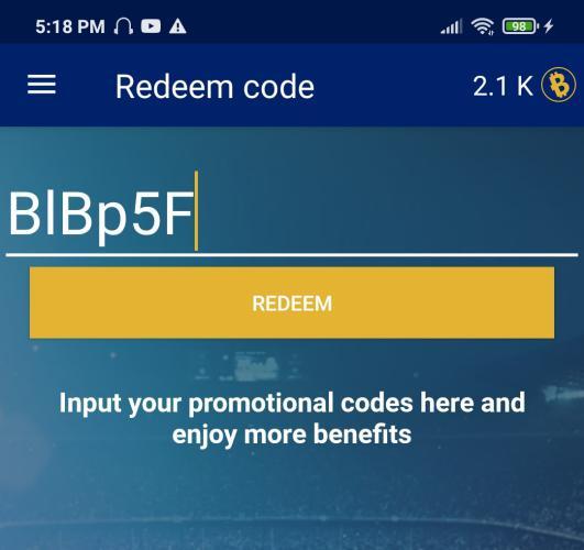 Código de invitación de Betsim